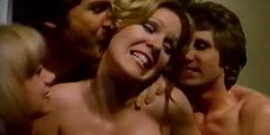 Swingers Convince a Girl to Enjoy Group Sex