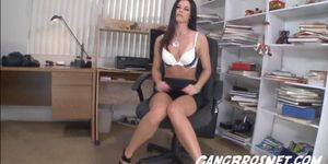Super Sexy Milf India Summer Got Fucked in the Ass