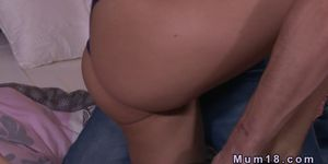 Great booty milf banged in bedroom