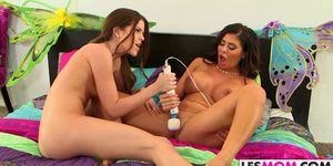 Stacey Levine Loves Mom Alexa Pierce