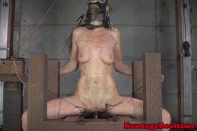 Masked sub zapped with shock treatment