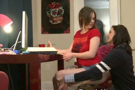 College Pledges Shave Each Other In Sorority House Show