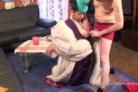 Glamour Czech Gypsy Porn Fur Whore Fucking And Sucking