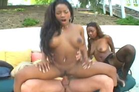 Lori Alexia and Lady Armani - Three the Hard Way