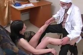 Old guy have sex with young girl part 7