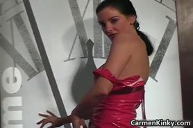 Juggs Carmen fornicate her awesome part6