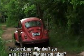 A Day in the life of a Naturist Part 1