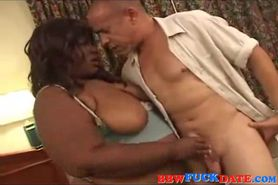 Black amateur guy fuck a fat black woman