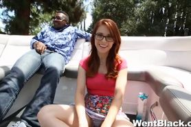 Penny Pax Smashed by Black Cock