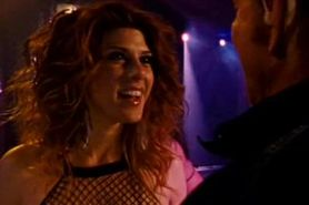 Marisa Tomei naked in The Wrestler
