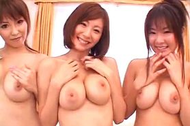 Japanese POV Titfuck 6 girls 1 guy