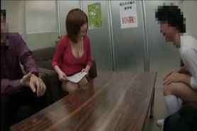 Rio Hamasaki big tits teacher