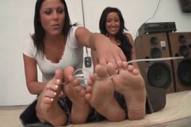 JENN AND ALLEY FEET