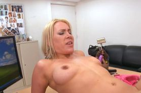 Hot beauty getting humped