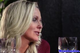 Julia Ann eating out Veronica Avluv