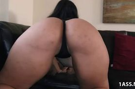 Big ass latina Ava Sanchez gets rammed