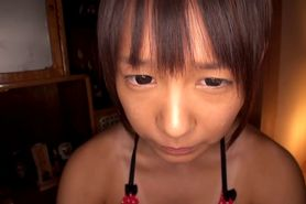 Petite Japanese teen plowed roughly