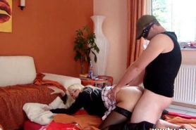 Amateur German couple have sex by xxxtv.me