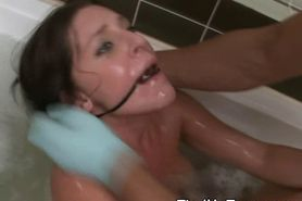 Hard face and pussy pounding