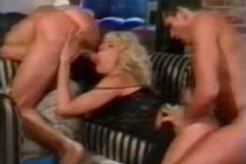 Debbie Diamond & peter north tt boy threesome