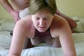 Loves to fuck hard from behind