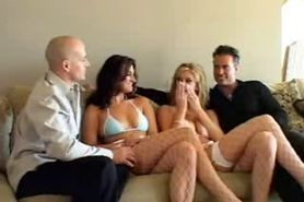 Ava Ramon and Brook - Intensitivity #3, Scene 4