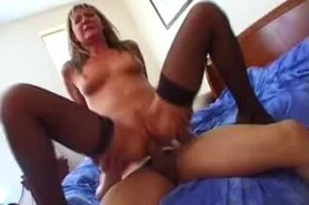 British Mom Anal