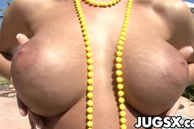 Big cock for busty Nicole Aniston