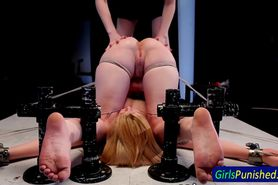 Restrained sub whipped bound
