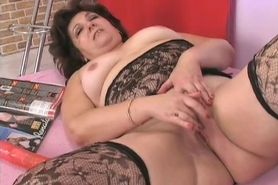 Big Butt  Granny is very Horny - 15