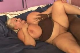 Bbw Sugar loves bbc