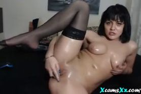 Sexy slut its like a dream come true