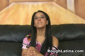 Latina Amateur With Huge Nipples Pounded In The Face