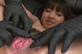 Asian Teen Tied And Made To Orgasm