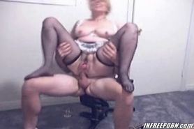 Mature Maid Fuck