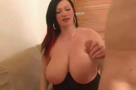 BBW fatty with huge boobs get fucked