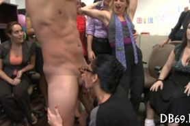 Cock sucking sluts in the making