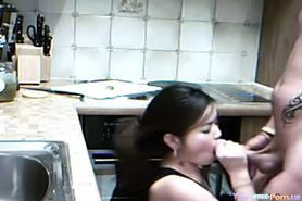 Asian Girl Super Wet Pussy Fart Sex