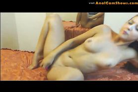 Teen Annie masturbating on cam