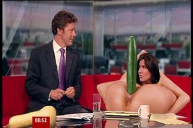 BBC Breakfast - Susanna Reid demonstrating sex toys