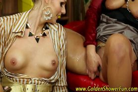 Golden fetish piss loving sluts