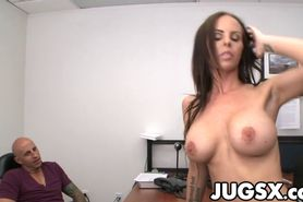 Naughty Brandy Aniston gets banged