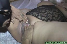 Latina BBW Christy Abreu Gets Creampied