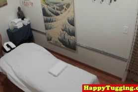 Real nuru masseuse spoiling customer with happy ending