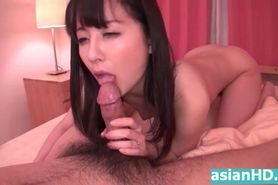 Waking up to a dick ride creampie