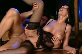 Intrigue & Pleasure Scene #1