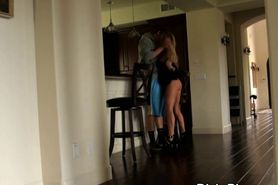 Cheating Malibu Housewife Caught Sucking On Security Ca