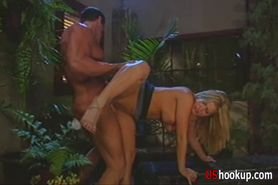 Avy Scott gets nailed -