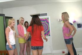 Group lesbo xxx action