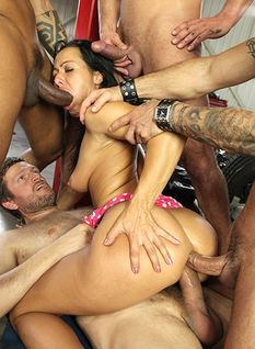 Best Gang Bang Videos, XXX Movies, Pornstars & Pics